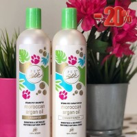 Комплект Pet Silk Vegan Moroccan Argan Oil