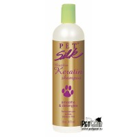 Шампунь Pet Silk Brazilian Keratin